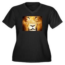 Lion of Judah3 Plus Size T-Shirt