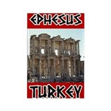 Ephesus Turkey Rectangle Magnet
