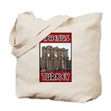 Ephesus Turkey Tote Bag