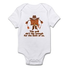 BBQ Gifts & T-shirts Infant Bodysuit