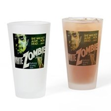 white zombie Drinking Glass