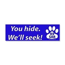 Unique Sar Car Magnet 10 x 3