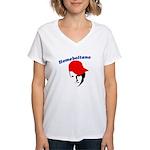 Home Boitano Women's V-Neck T-Shirt