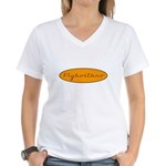 Fly Boitano Women's V-Neck T-Shirt