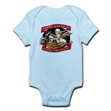 HANG EM HIGH Infant Bodysuit