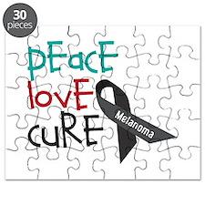 Peace Love Cure Puzzle