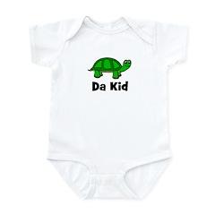 """Turtle - """"Da Kid"""" Infant Bodysuit"""