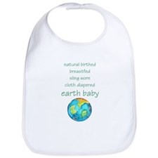 Earth Baby Bib