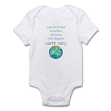 Earth Baby Infant Bodysuit