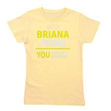 Cute Briana Girl's Tee