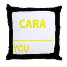 Cool Cara Throw Pillow