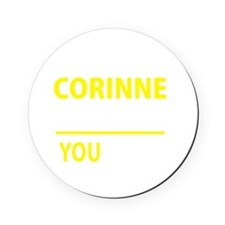 Unique Corinne Round Coaster