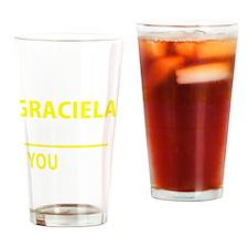 Unique Graciela Drinking Glass