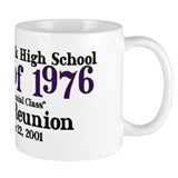 Class of 1976  Standard Coffee Small Mugs