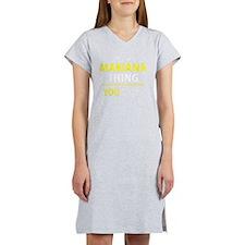 Unique Mariana Women's Nightshirt