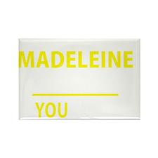 Unique Madeleine Rectangle Magnet