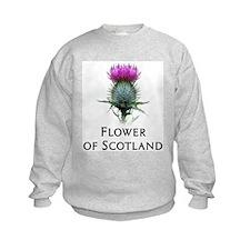 Flower of Scotland Sweatshirt