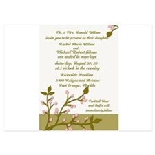 Wonderful Whimsical Garden Wedding Invitations Inv