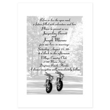 The Open Road Motorcycle Wedding Invitations Invit