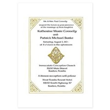 Celtic Love Knot Wedding Invitations Invitations