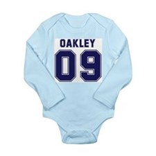 Cute City Long Sleeve Infant Bodysuit