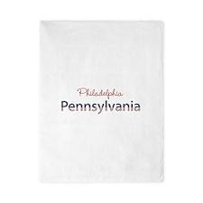 Custom Pennsylvania Twin Duvet
