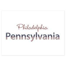 Custom Pennsylvania Invitations