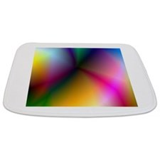 Prism Rainbow Bathmat