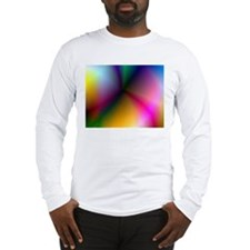 Prism Rainbow Long Sleeve T-Shirt