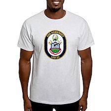 USS Somerset LPD-25 T-Shirt