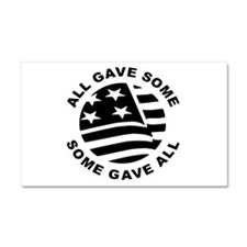 All Gave Some Car Magnet 20 x 12