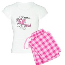 Customize 5k Girl Pajamas