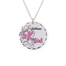 5k Optional Text Necklace