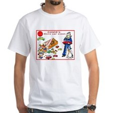 Cute Dog car Shirt