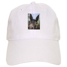 Brown Mule Art by Dawn Secord Baseball Baseball Cap