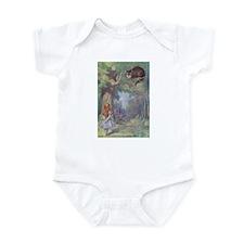 Alice & Cheshire Cat - Infant Bodysuit