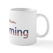 Custom Wyoming Mug