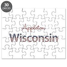 Custom Wisconsin Puzzle