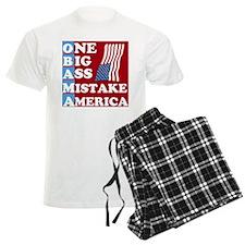 OBAMA - One Big Ass Mistake Pajamas