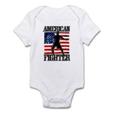 USA FIGHTER Infant Bodysuit