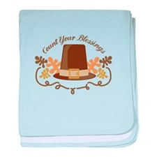 Count Your Blessings baby blanket