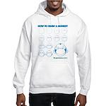 How to Draw a Monkey Hooded Sweatshirt