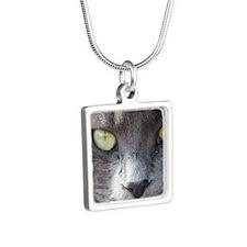 Cat Close-up Necklaces