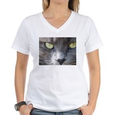Cat Close-up T-Shirt
