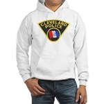 Cleveland Ohio Police Hooded Sweatshirt