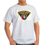 Cleveland Ohio Police Light T-Shirt
