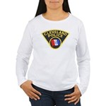 Cleveland Ohio Police Women's Long Sleeve T-Shirt