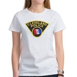 Cleveland Ohio Police Women's T-Shirt