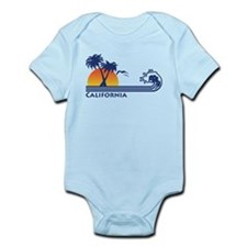 California Infant Bodysuit