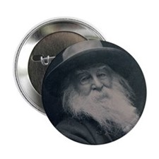Walt Whitman Button